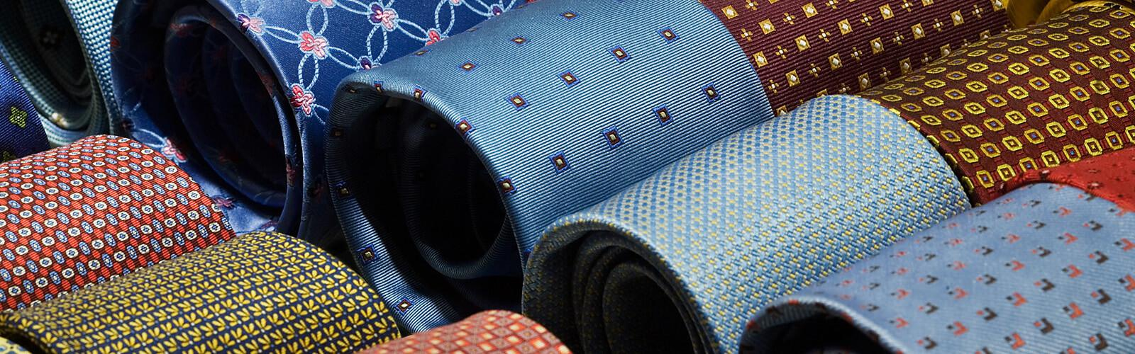 Neckwear and ties made to order - Contact Us fror a Free Quote